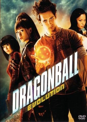 Poster of Dragonball Evolution