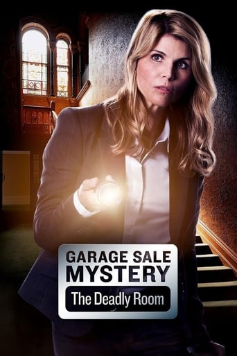 Poster of Garage Sale Mystery: The Deadly Room