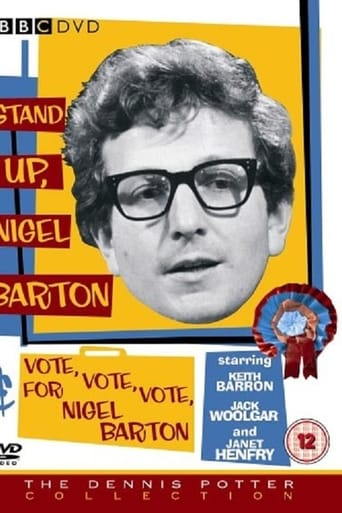 Poster of Stand Up, Nigel Barton