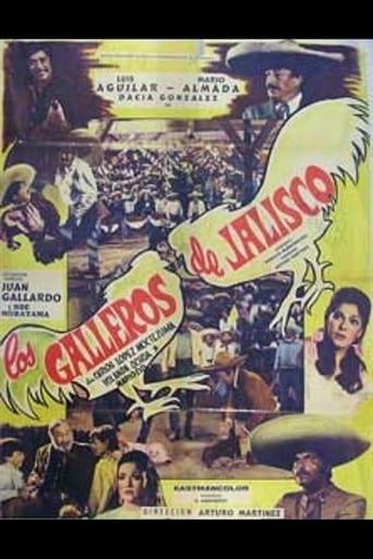 Poster of Los galleros de Jalisco