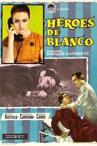 Poster of Héroes de blanco