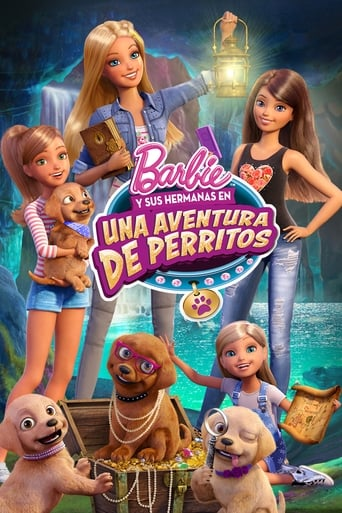 Poster of Barbie y Sus Hermanas: Perritos en Busca del Tesoro