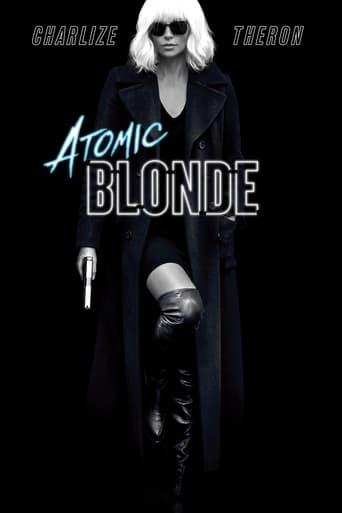 Poster of Atomic Blonde