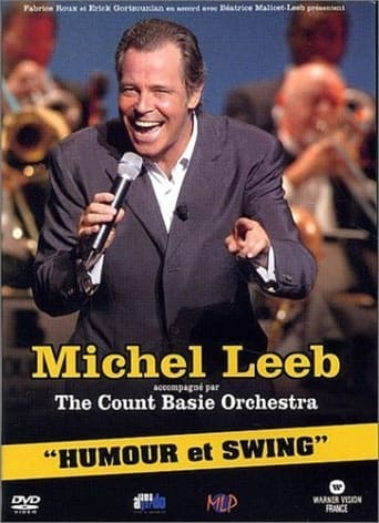 Poster of Michel Leeb & The Count Basie Orchestra - Humour et Swing