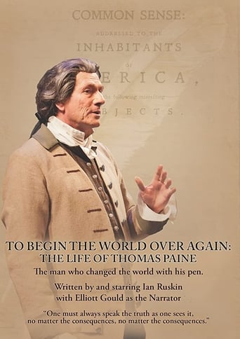 Poster of To Begin the World Over Again: The Life of Thomas Paine