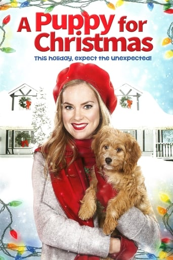 Poster of A Puppy for Christmas