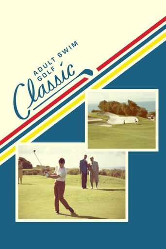Poster of The Adult Swim Golf Classic
