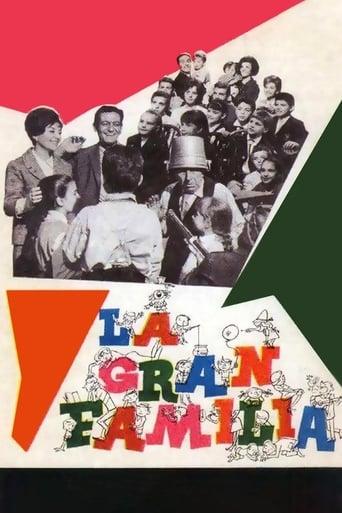 Poster of La gran familia