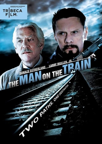 Poster of Man on the Train