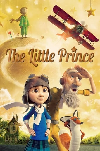 Poster of The Little Prince