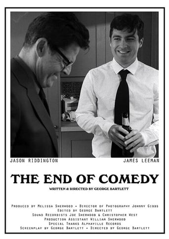 Poster of The End of Comedy