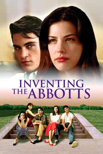 Poster of Inventing the Abbotts