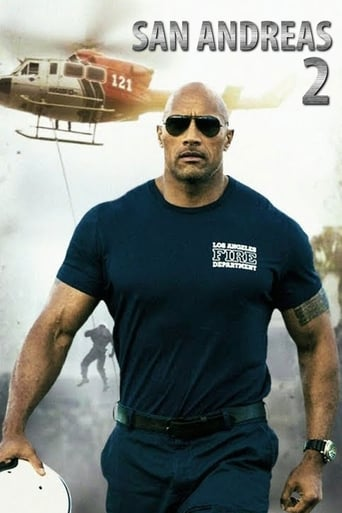 Poster of San Andreas 2