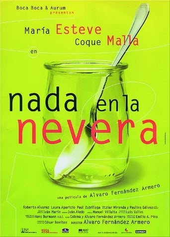 Poster of Nada en la nevera