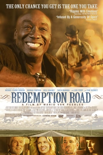 Poster of Redemption Road
