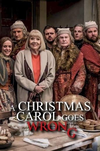 A Christmas Carol Goes Wrong poster