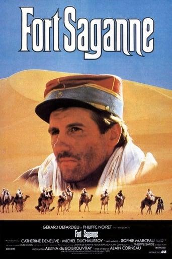 Poster of Fort Saganne