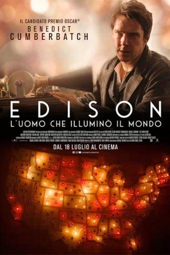 Poster of Edison - L'uomo che illuminò il mondo