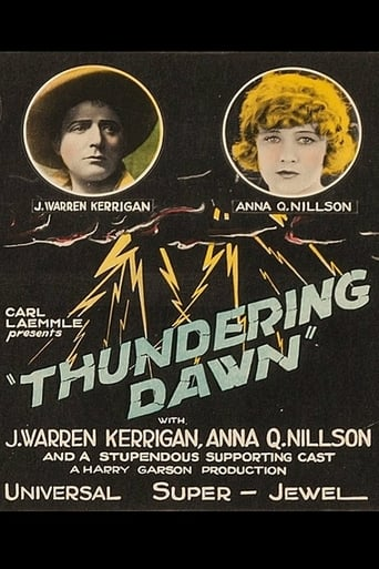 Poster of Thundering Dawn