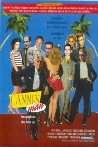 Poster of Cannes Man