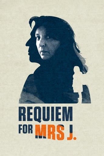 Poster of Requiem for Mrs. J