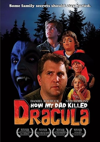 Poster of How My Dad Killed Dracula