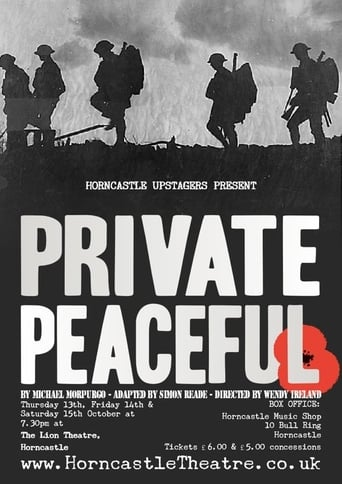 Poster of Private Peaceful
