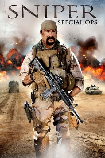 Poster of Sniper: Special Ops