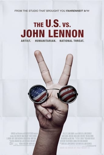 Poster of The U.S. vs. John Lennon