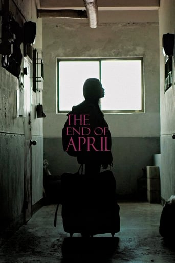 Poster of The End of April