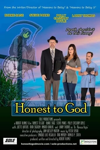 Poster of Honest To God
