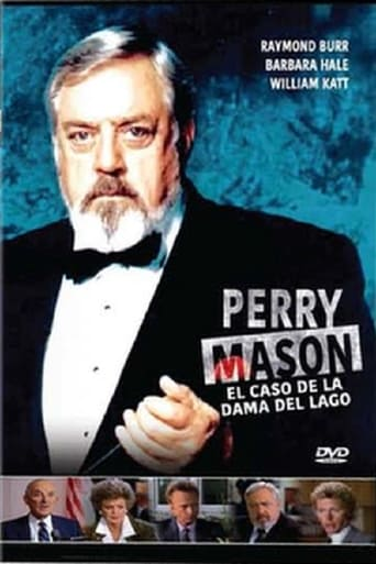 Poster of Perry Mason: The Case of the Lady in the Lake