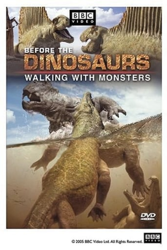 Poster of Walking with Monsters