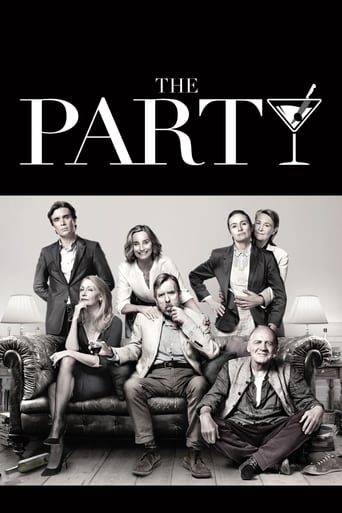 Filmplakat von The Party