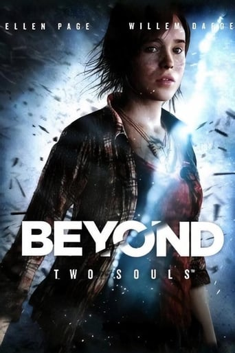 Poster of Beyond: Two Souls