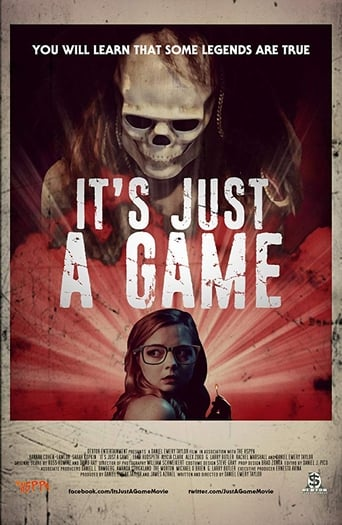Poster of It's Just A Game