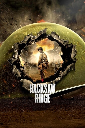 Poster of Hacksaw Ridge