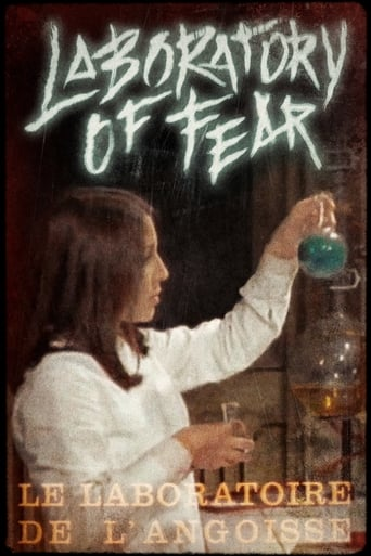 Poster of The Laboratory of Fear