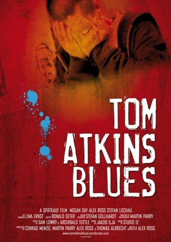 Poster of Tom Atkins Blues