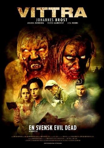 Filmplakat von Cabin of the Dead