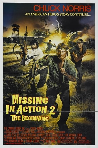 Poster of Missing in Action 2: The Beginning