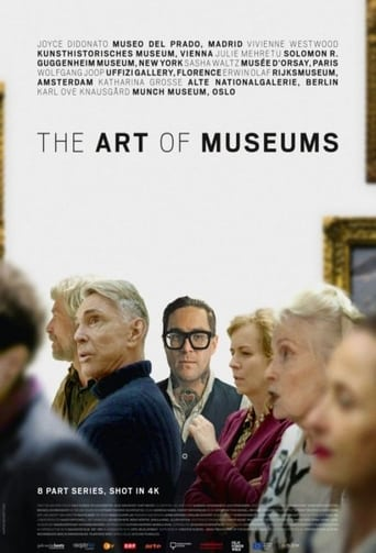 Poster of The Art of Museums