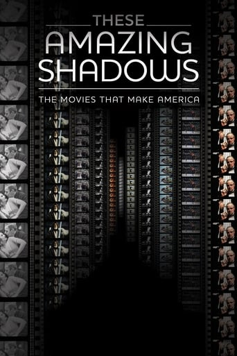 Poster of These Amazing Shadows
