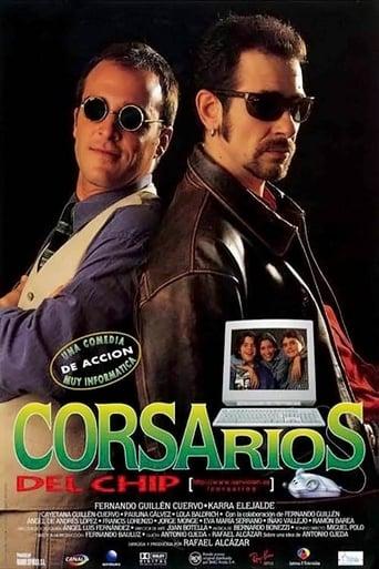 Poster of Corsarios del chip