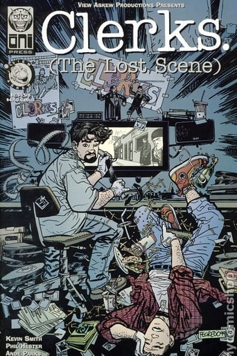 Poster of Clerks: The Lost Scene