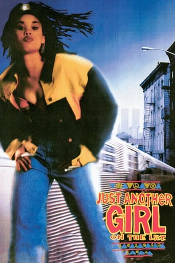 Poster of Just Another Girl on the I.R.T.