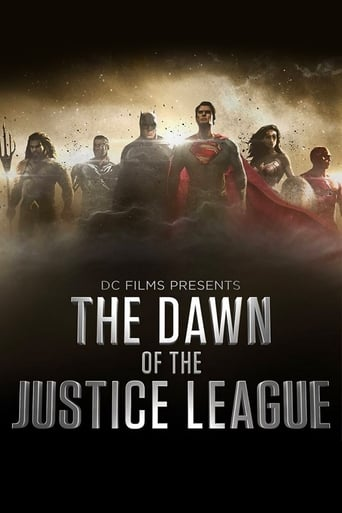 Poster of DC Films Presents Dawn of the Justice League