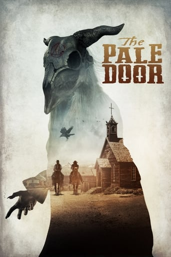 Poster of The Pale Door