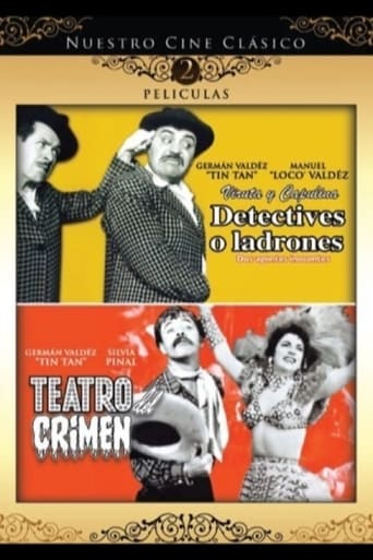 Poster of Detectives o ladrones..?