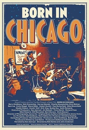 Poster of Born In Chicago